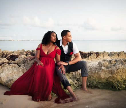 Jenna Leigh Photography for www.adrianaweddings.com, Engagement Session in Cayman Islands