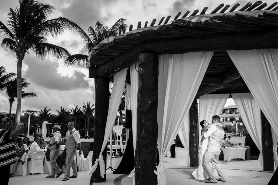 fresh beach wedding in Mexico for www.adrianaweddings.com, PlayaWeddings: Photo, Video, Super 8 Film