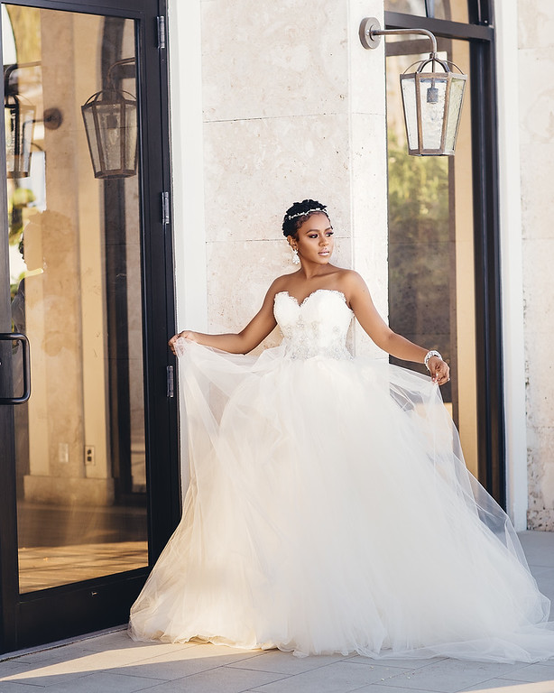 Countdown to 2018 with adriana weddings favourite wedding for Last season wedding dresses