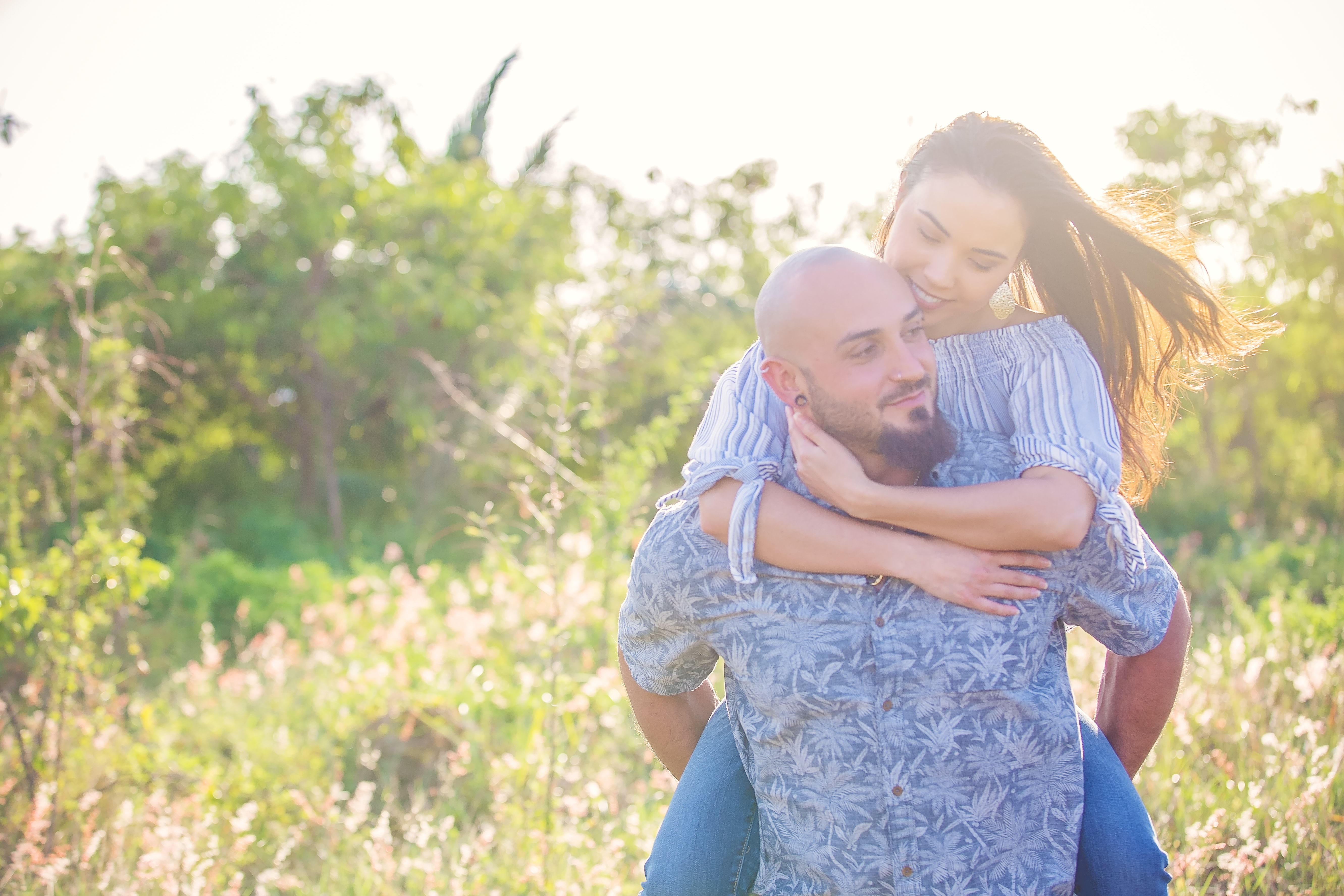 This Engagement Shoot Will Make You Want To Get Married In The Cayman Islands, Photography by Guy Waller of Picture this Studios for www.adrianaweddings.com