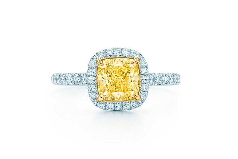 Engagement Ring, Tiffany & Co., Adriana Weddings