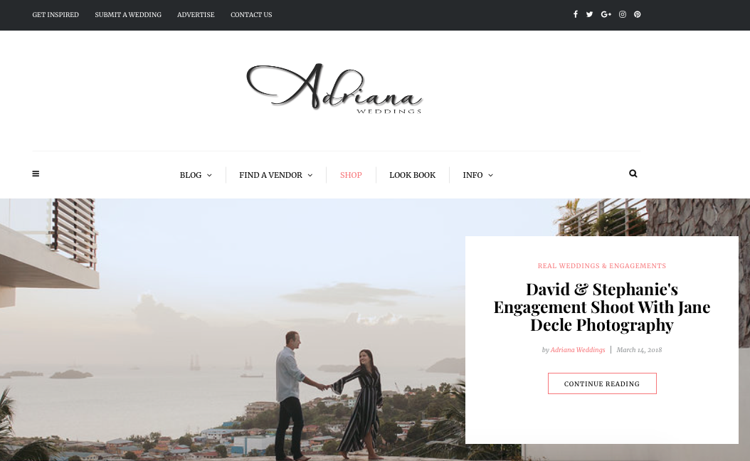 Why Adriana Weddings Is the Destination Wedding Resource For You?