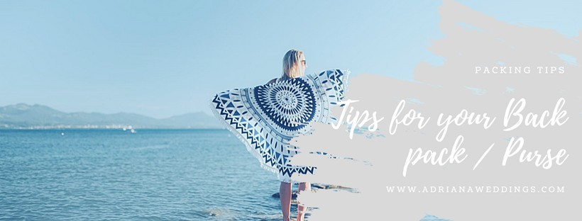 Packing tips for your honeymoon, Adriana Weddings, Caribbean, Mexico