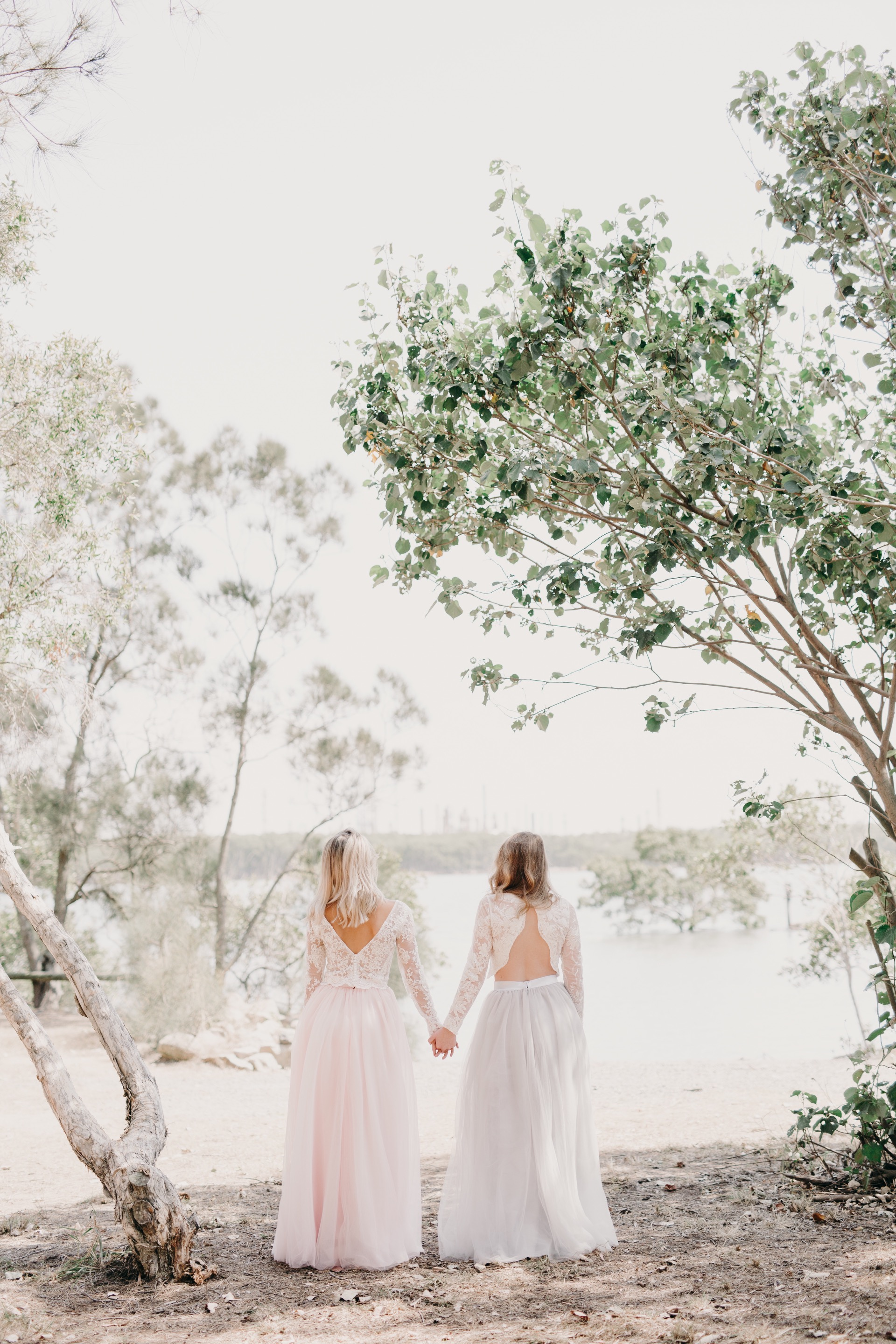 Goddess by Nature, Dreamy Designer Wedding Dresses For The Modern Bride for Destination Wedding Blog, Adriana Weddings. Photography by Twig and Fawn Photography