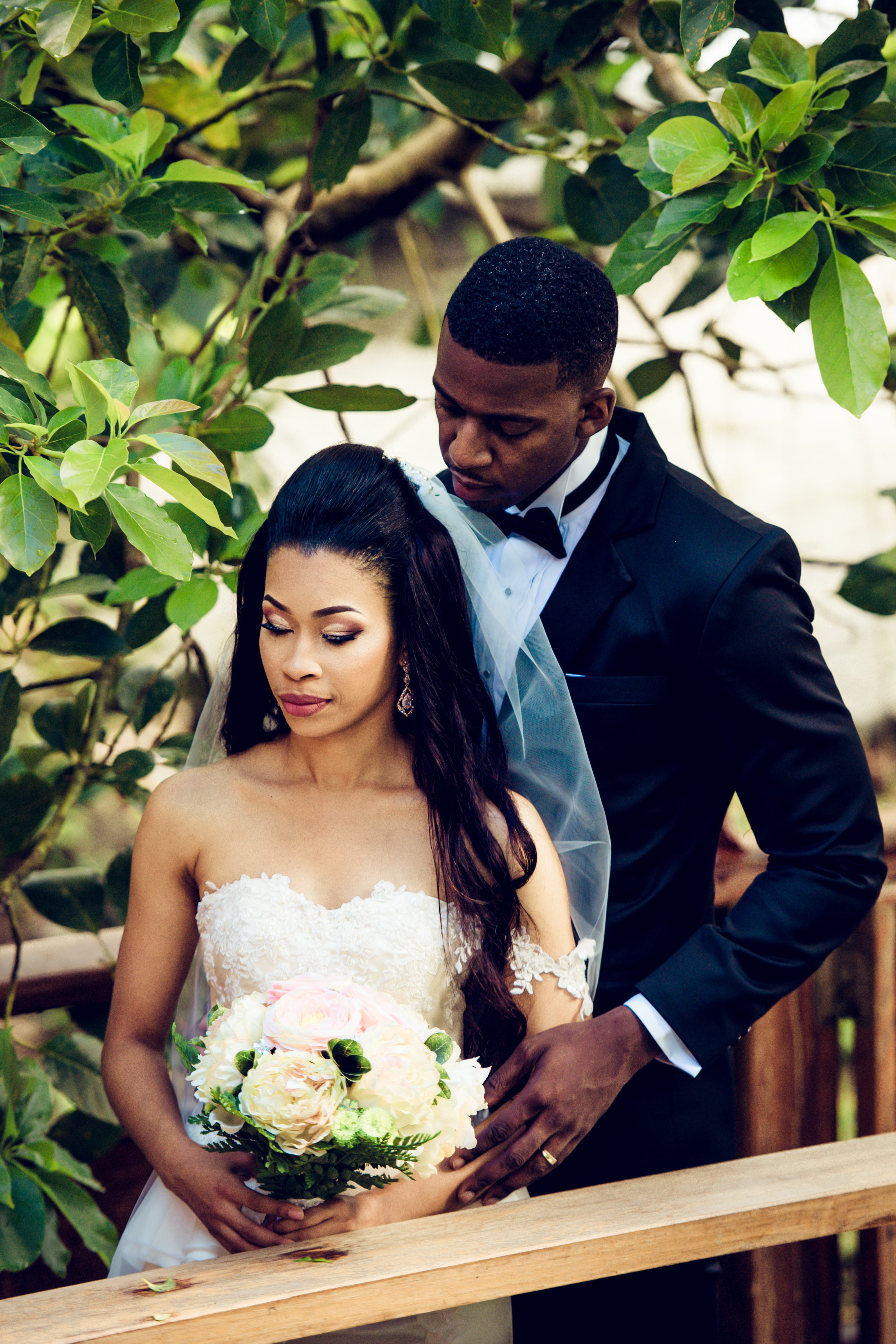 A Sentimental Garden Wedding in Trinidad and Tobago, Photography by Francis Chu Foon Photography for Destination Wedding Blog Adriana Weddings