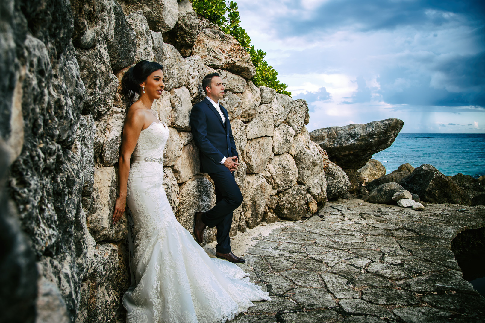 A Stunning Destination Wedding at Xcaret, Riviera Maya, Mexico, Photography by Alan Fresnel Destination Wedding Photographer for Destination Wedding Blog www.adrianaweddings.com
