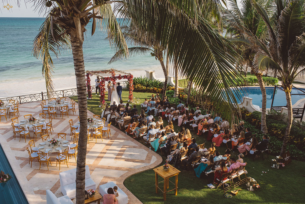 Villa La Joya Wedding Venue Playa del Carmen
