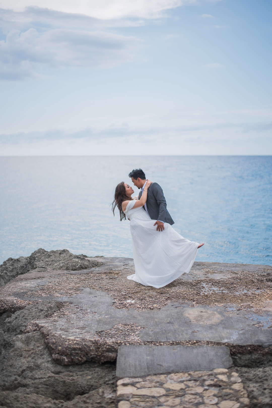 Exquisite Jamaican Engagement Adventure with Michelle & Yasmin Photography for Destination wedding blog www.adrianaweddings.com