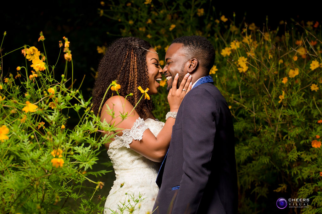 Jadelle & Jayron's Garden Wedding in Trinidad & Tobago