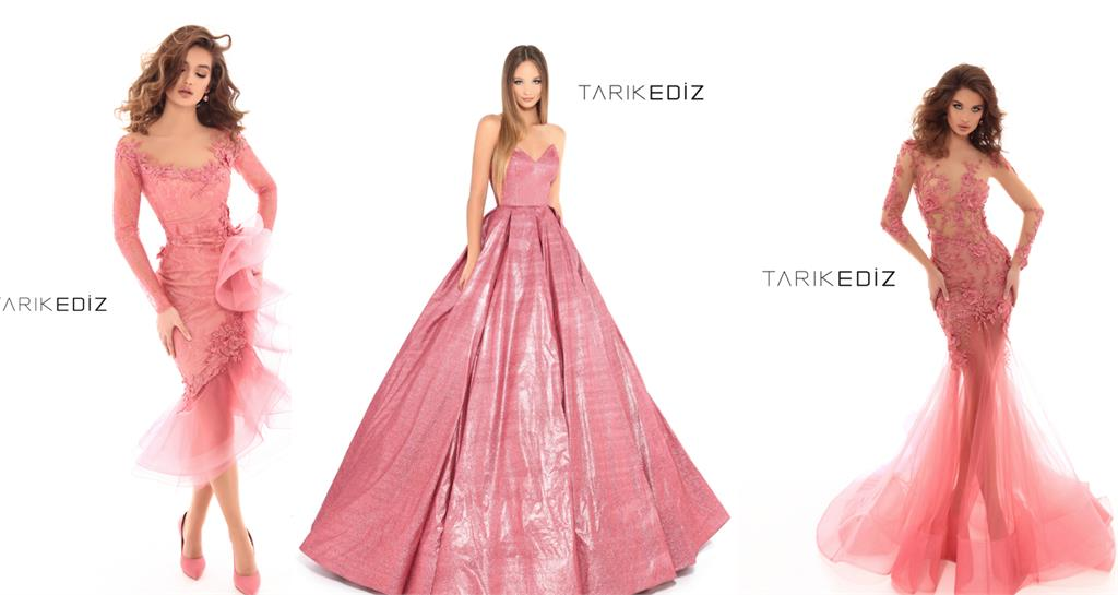 "Pantone's Colour For 2019 ""Living Coral"" In Full Bridal Effect for Destination Wedding Blog Adriana Weddings, TARIK EDIZ"