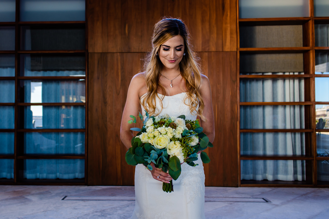 Chris & Jackie's Light & Airy Destination Wedding In Cabo San Lucas, Mexico, Photography by GVPhotographer, Planning & Coordination by Bliss Events for Destination Wedding Blog Adriana Weddings