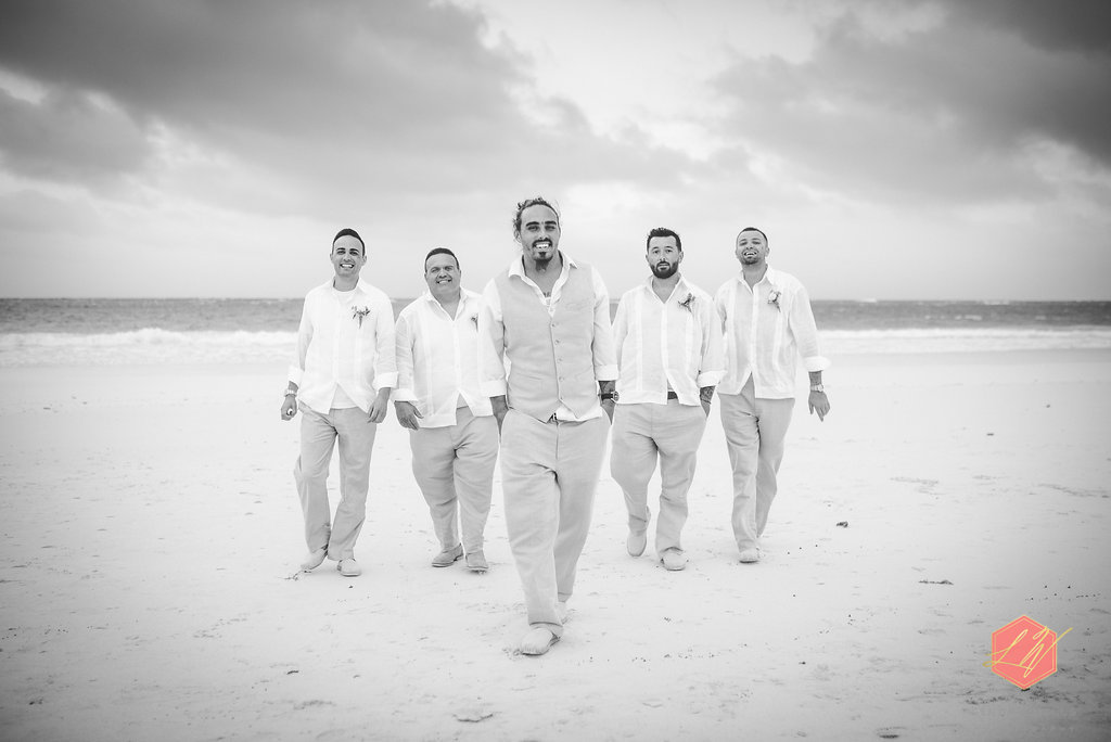 Chris & Taylor's Destination Wedding At Harbor Island, Bahamas, Photography by Lyndah Wells Photography for Destination Wedding network Adriana Weddings