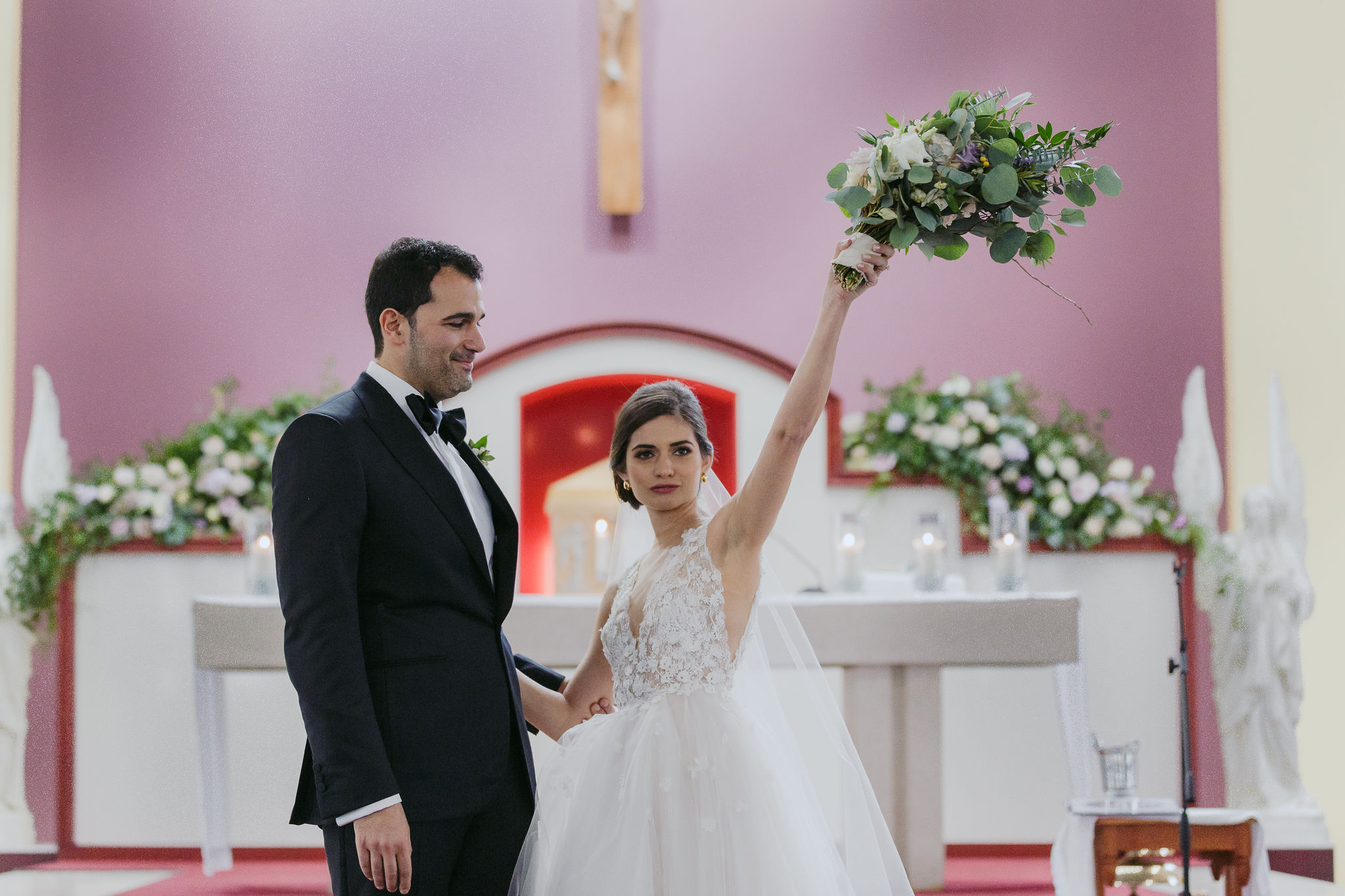 Christian & Renee's Luxurious Wedding In Trinidad & Tobago, Photography by Jane Decle Photography for Destination Wedding Bog Adriana Weddings