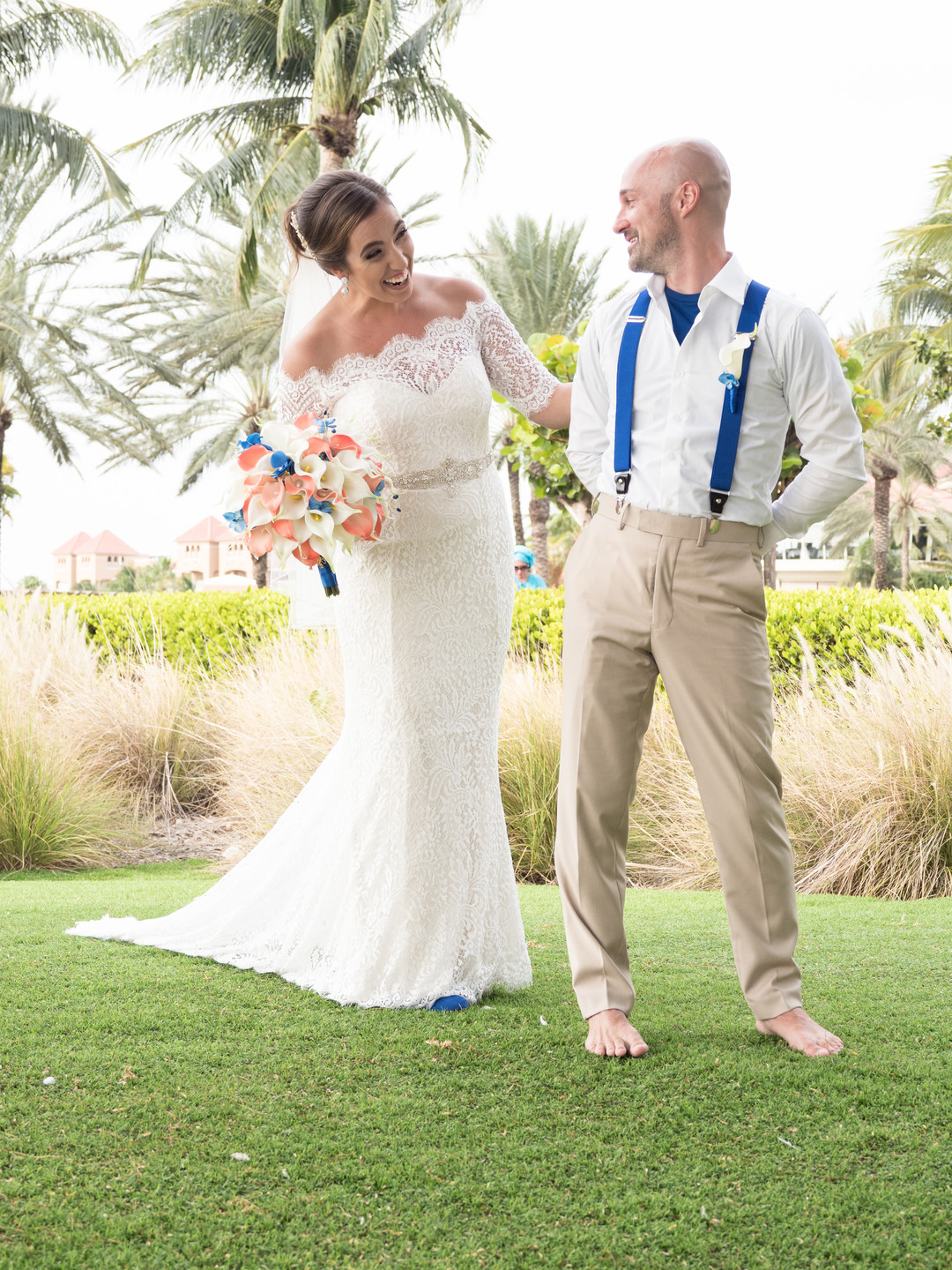 Alicia & Chris's Destination Wedding In Aruba, Photography by Ross Kyker Photography, for Destination Wedding Blog Adriana Weddings