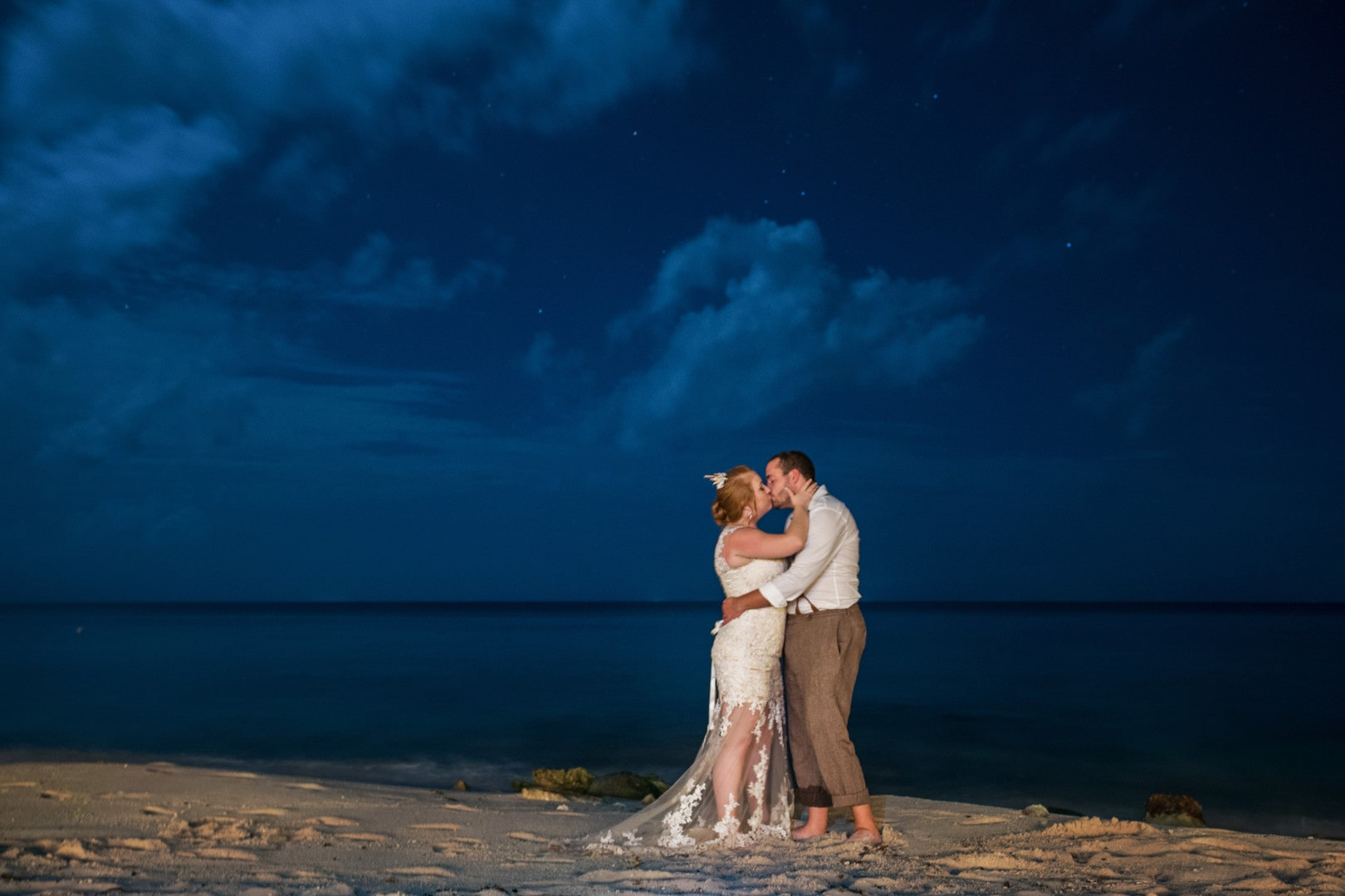 Jaclyn & Josh's Destination Wedding In Cozumel, Mexico, Photography by Tina Joiner Photography for Destination Wedding Blog Adriana Weddings