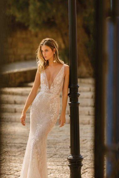 Muse by Berta, Tel Aviv Collection for Destination Wedding network Adriana Weddings, CLD Pr
