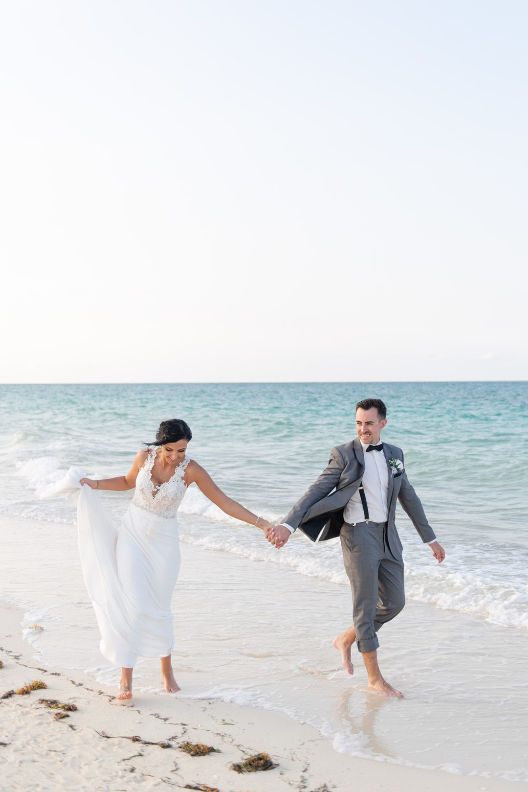 Amanda & Cam's Oceanside Wedding In Cayo Coco, Cuba, Photography by Life is Beautiful Photography for Destination Wedding Blog Adriana Weddings