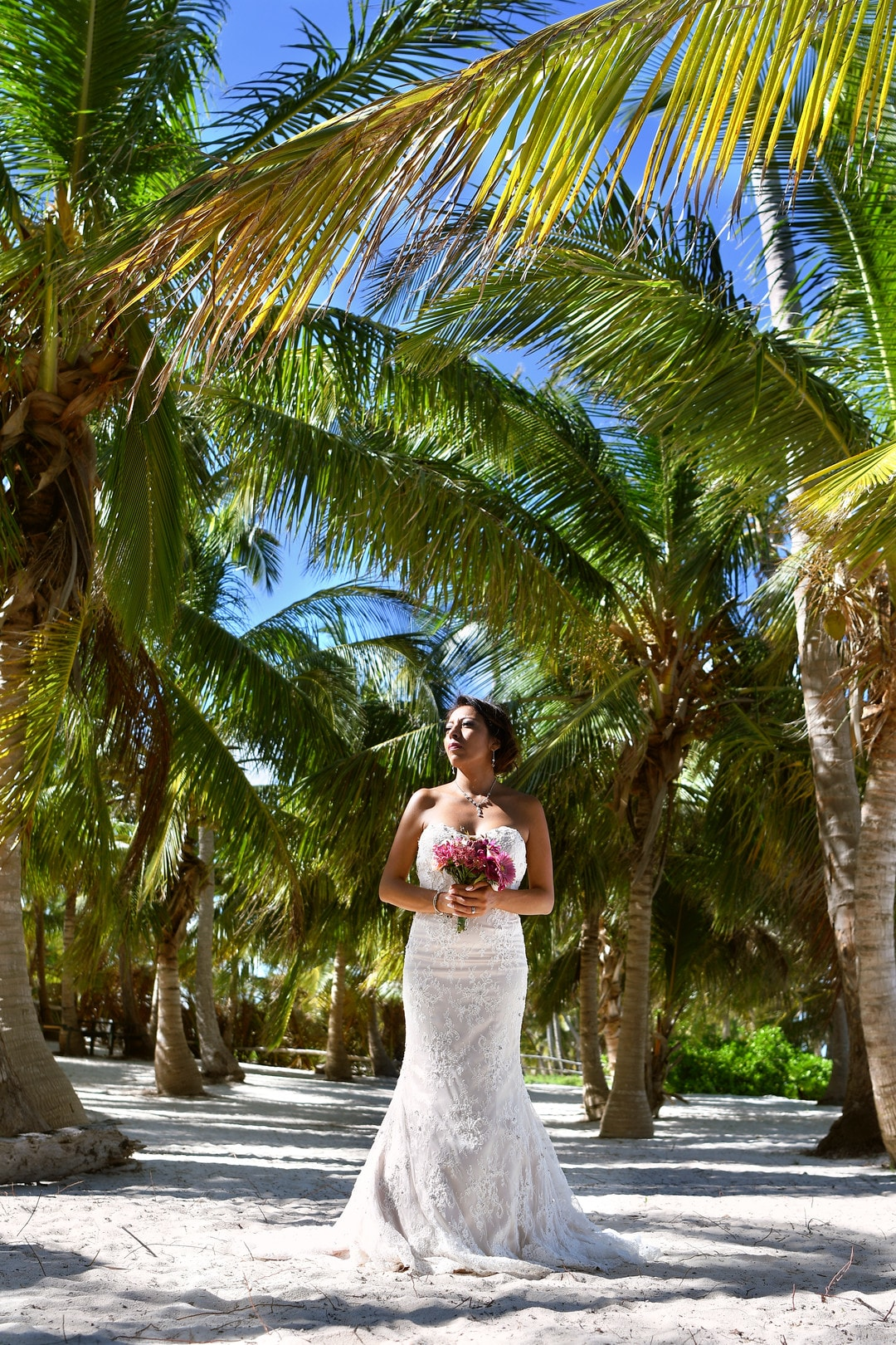 Carla & Roscoe's Elopement In Punta Cana, Dominican Republic, Photography by Milan Photo Cine Art for Destination Wedding network Adriana Weddings