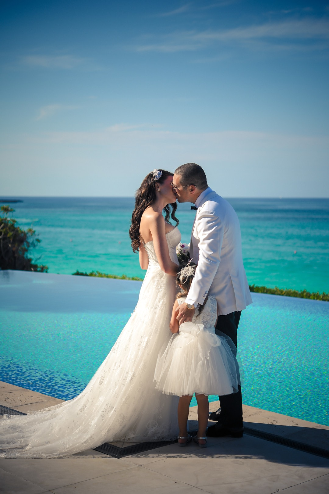 Ashley & Adam's Exquisite Destination Wedding In Bahamas, Photography by Domino Arts Photography for Destination Wedding Blog Adriana Weddings