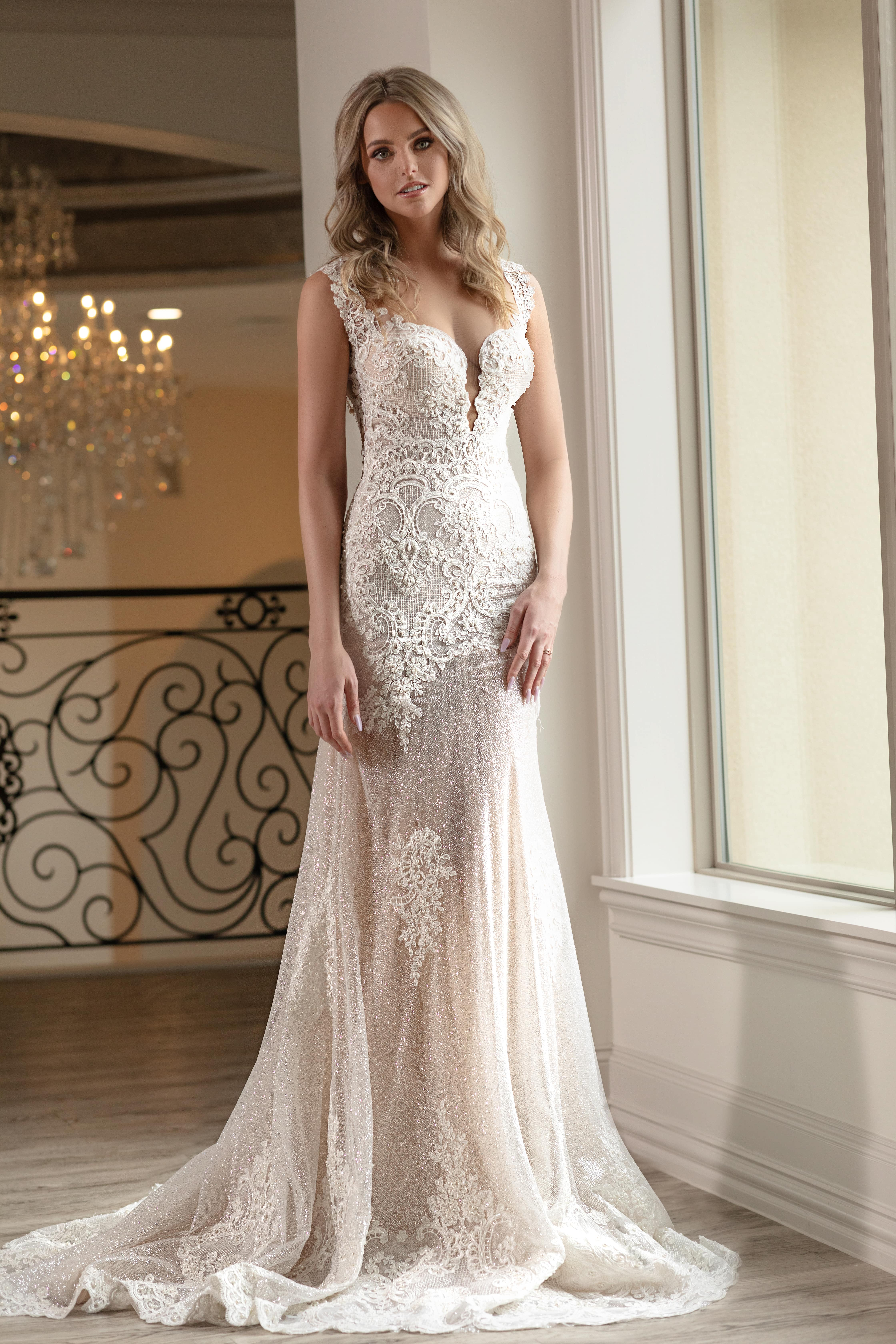 Knotting Hill Collection by Naama & Anat Haute Couture, Luxury Wedding Dress for Destination Wedding Blog Adriana Weddings