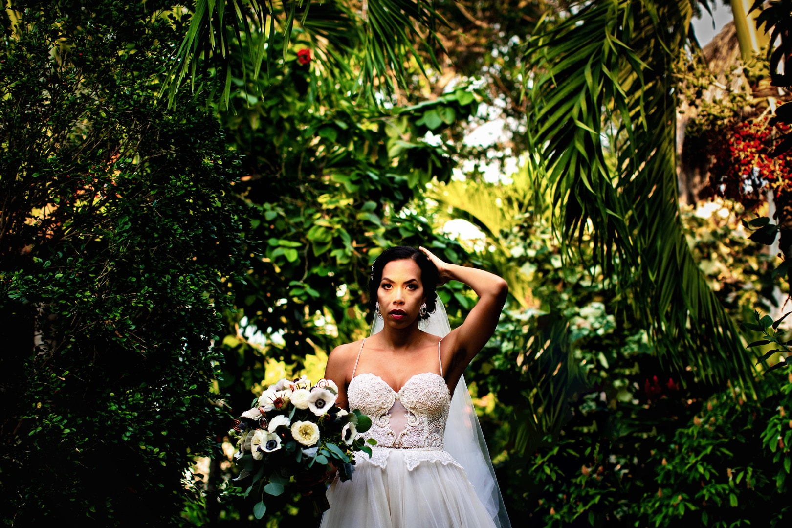 Kimmi & Dwayne's Luxurious Destination Wedding In Jamaica, Photography by Two Mann Studios for Destination Wedding network Adriana Weddings