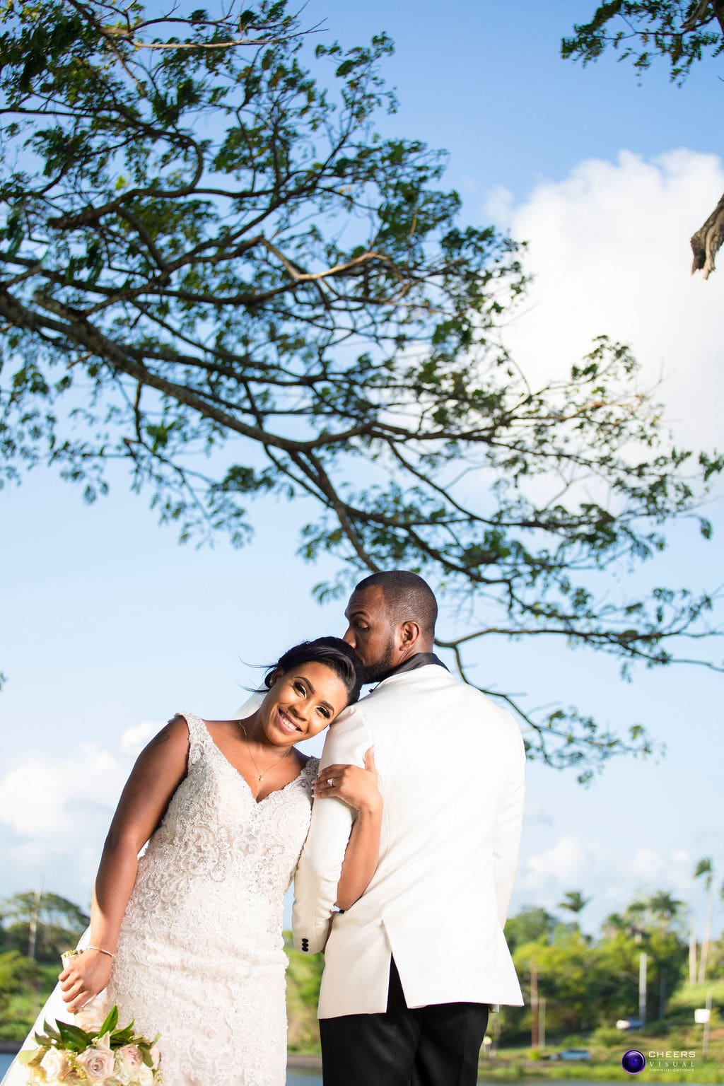 Kern & Benesia's Festive Wedding in Trinidad & Tobago, Photography by Cheers Visual Communications for Destination Wedding Blog Adriana Weddings