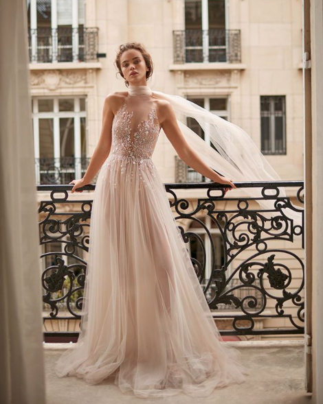 Liz Martinez Bridal, 12 Insanely Stylish Wedding Dresses for your Destination Wedding for Destination Wedding network Adriana Weddings