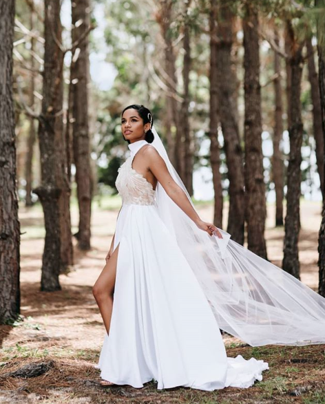 Van der Vlugt, 12 Insanely Stylish Wedding Dresses for Your Destination Wedding for Destination Wedding network Adriana Weddings