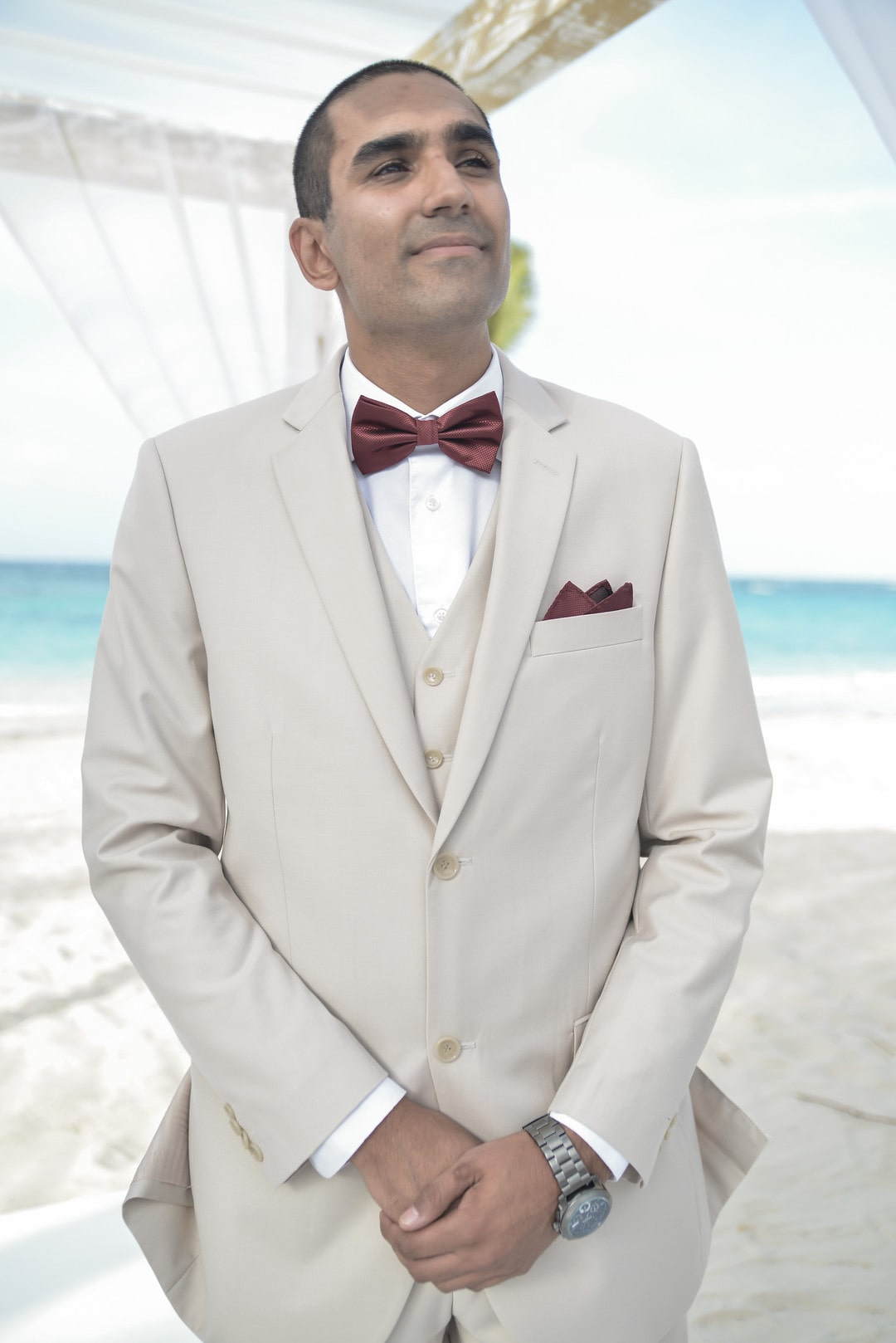 Katherine & Kyle's Destination Wedding In Kukua Punta Cana, Dominican Republic, Photography by Milan Photo Cine Art for Destination Wedding network Adriana Weddings