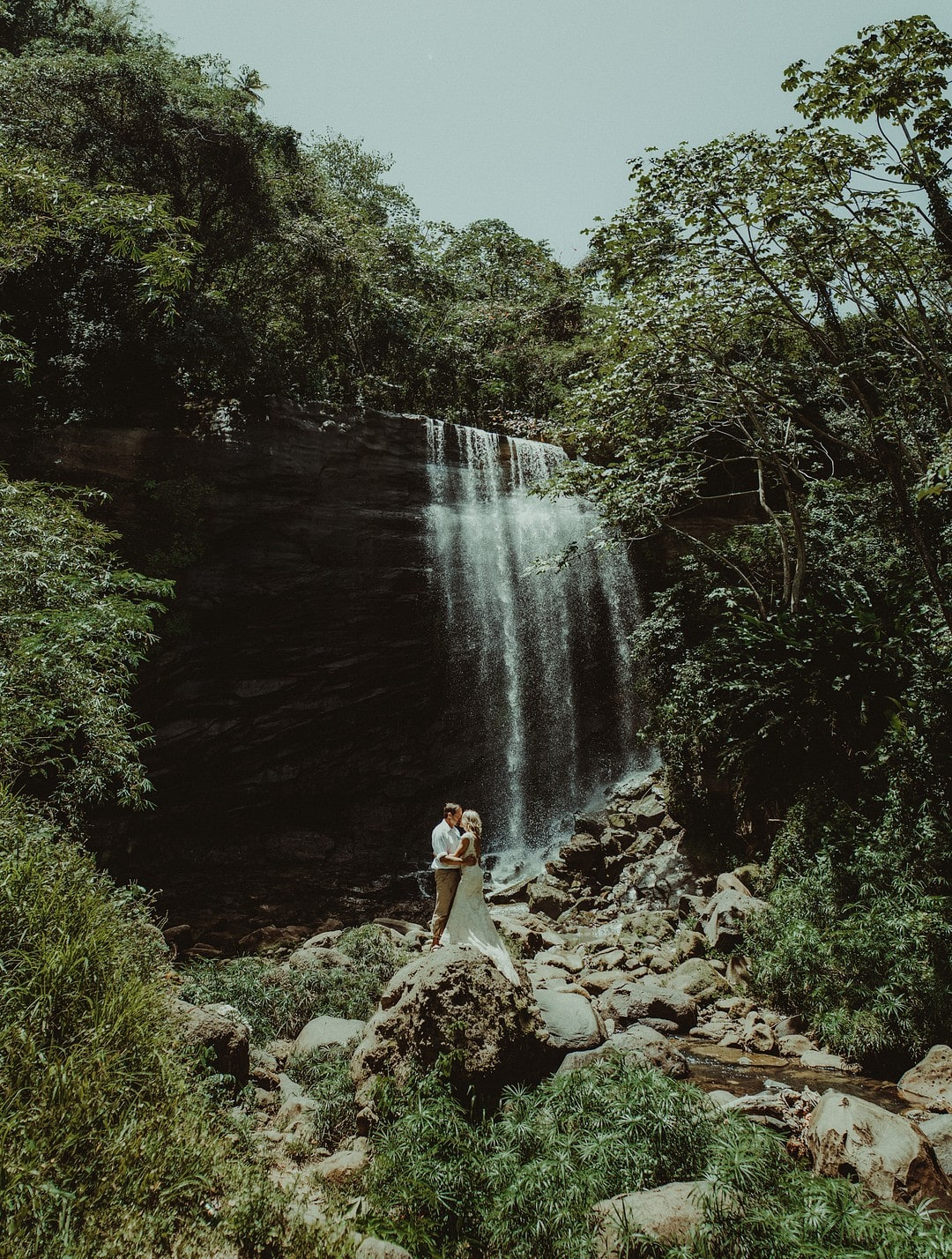 Destination Elopement in Grenada, Photography by Amy Bluestar Photography for Destination Wedding network Adriana Weddings