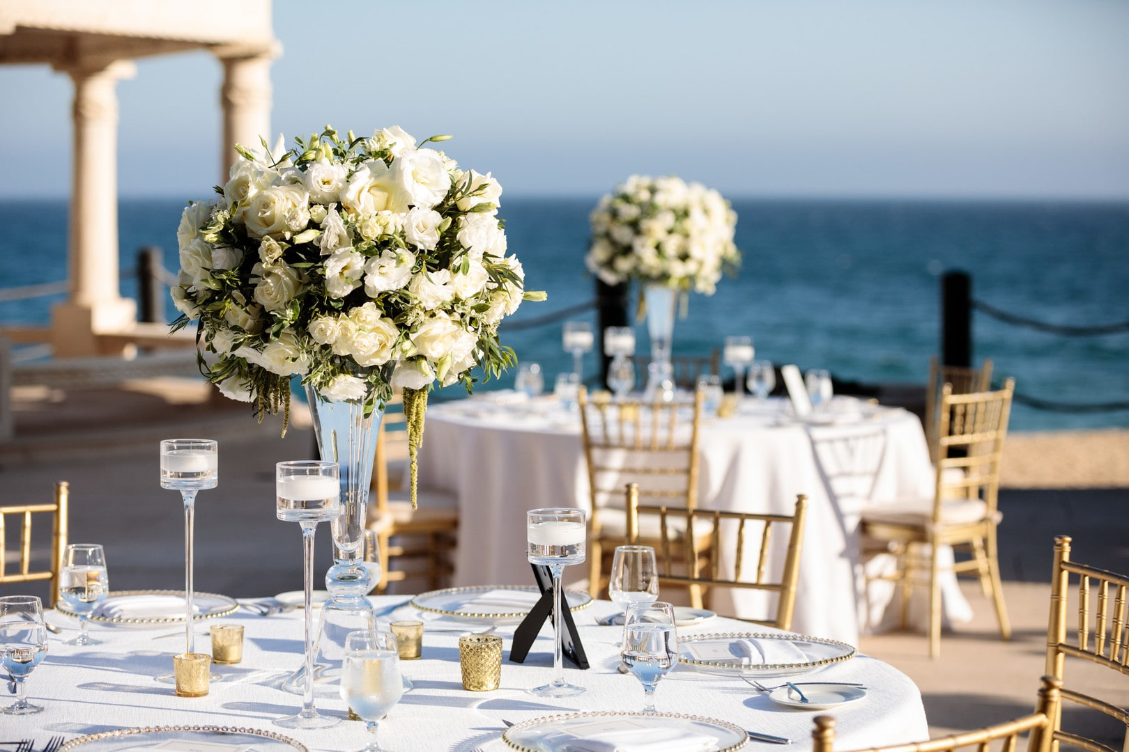 Dreamlike Destination Wedding by Rocky Beach in Los Cabos, Mexico, Photography by AnnaGomesPhoto for Destination Wedding network Adriana Weddings