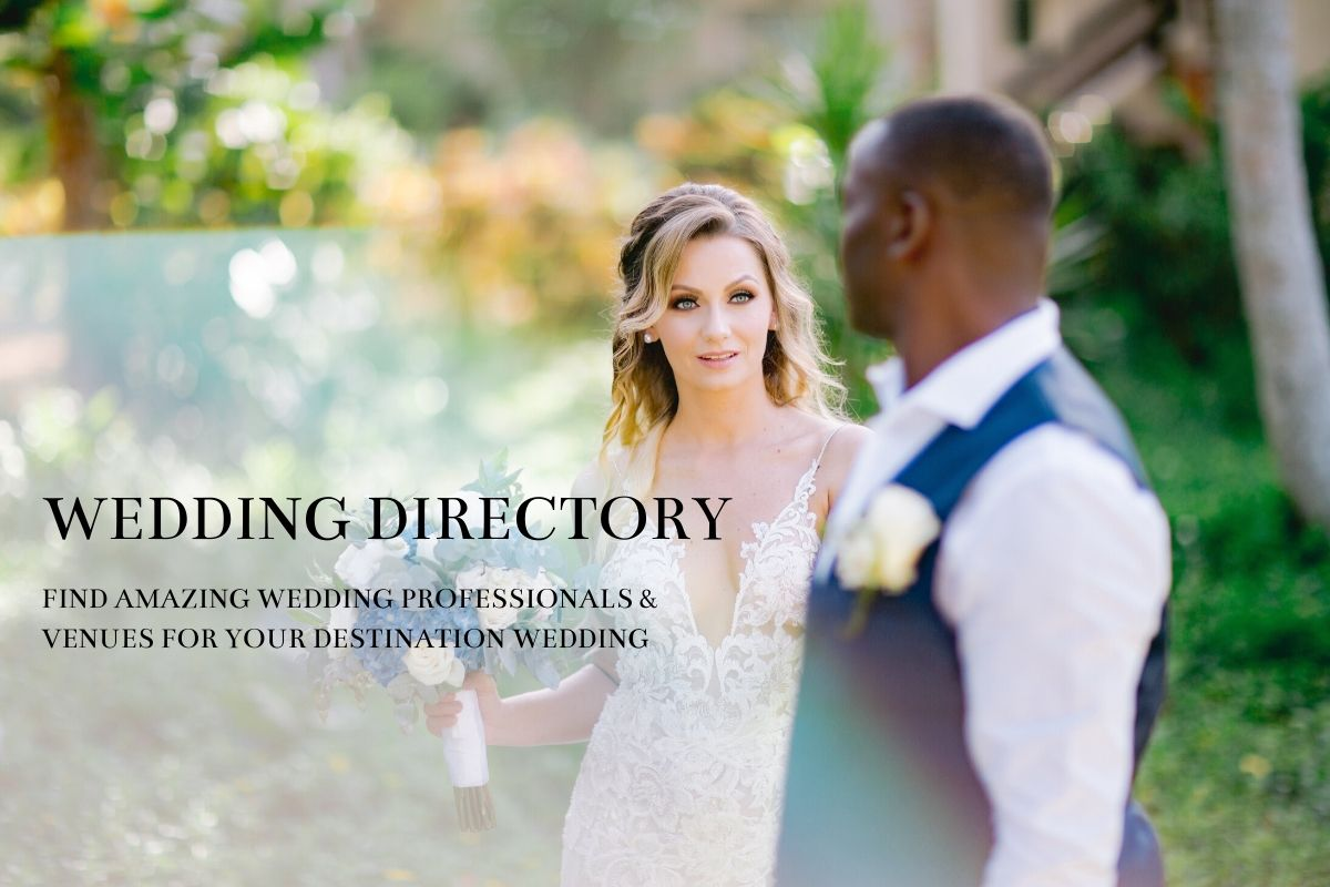 Wedding Directory for Adriana Weddings, Caribbean weddings