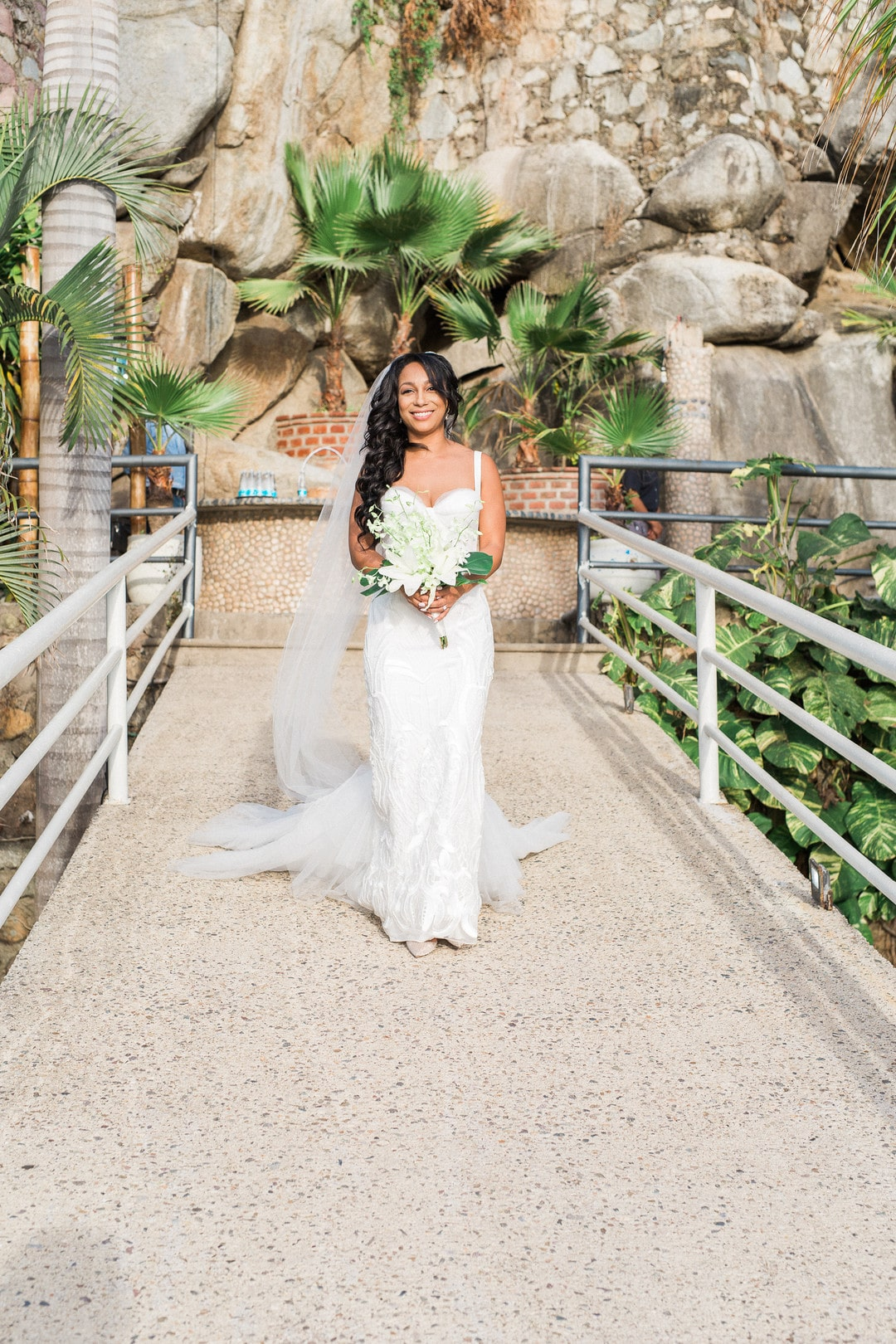 Kathryn and Josh's Cliff side Destination Wedding in Puerto Vallarta Mexico, Photography by Kristina Karina Photography for Destination Wedding network Adriana Weddings