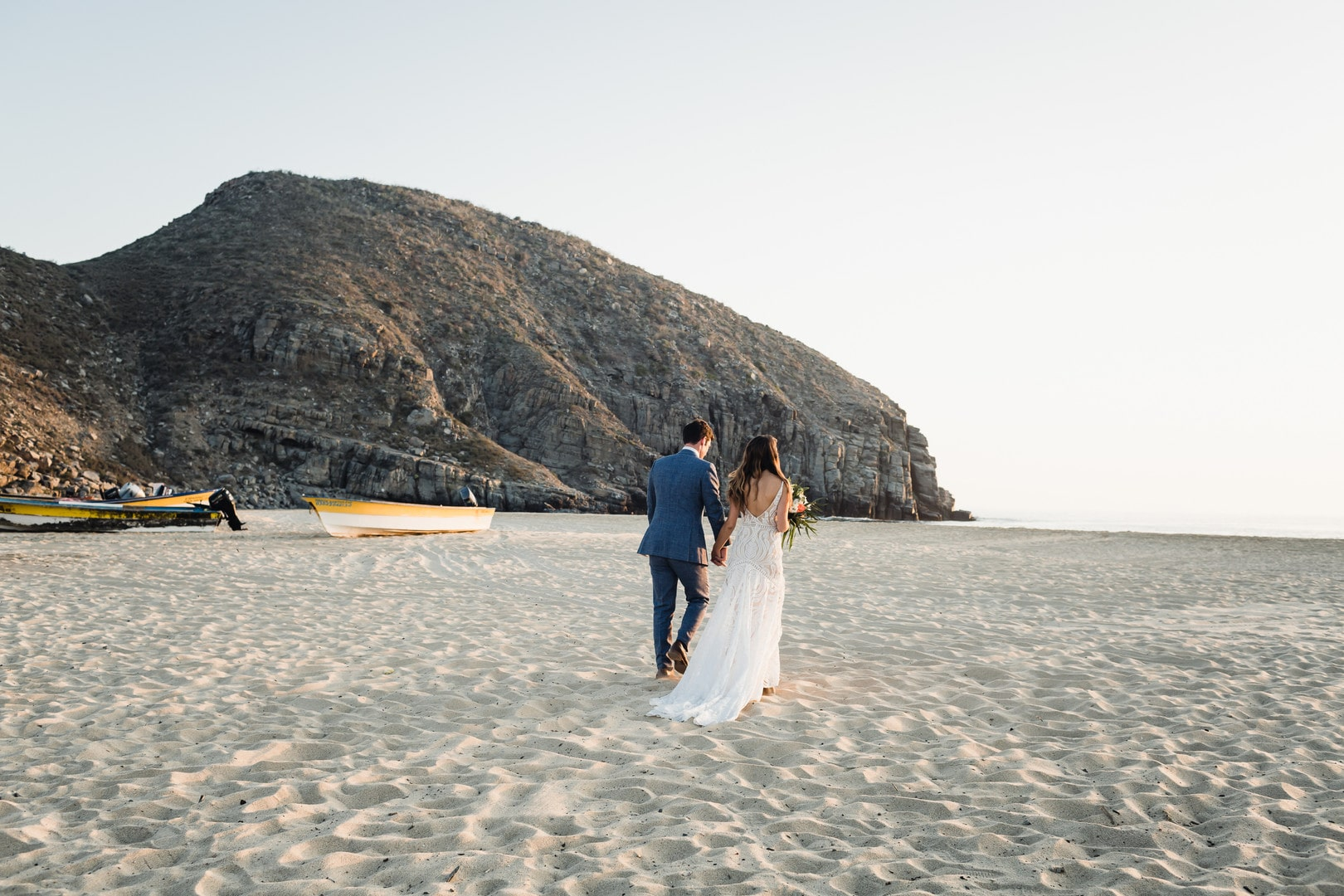 Janan & Shane's Intimate Todos Santos, Baja Wedding, Photography by giannakeiko.com for Destination Wedding Blog Adriana Weddings