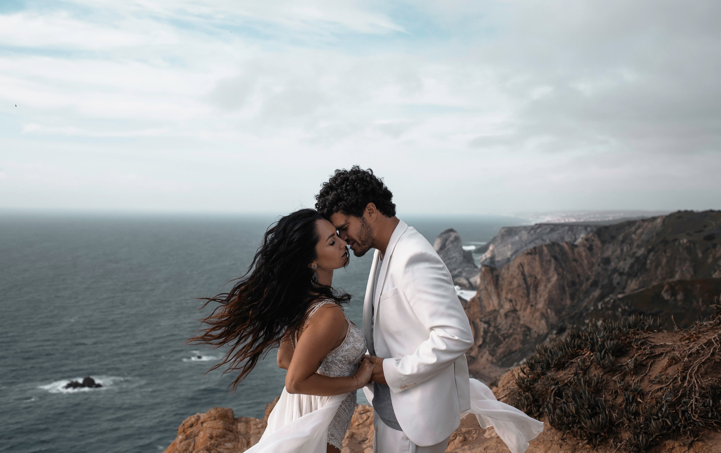 Portugal Obsessed Brides Need To See This Romantic Elopement, Still Miracle Photography for Luxury Destination Wedding network Adriana Weddings