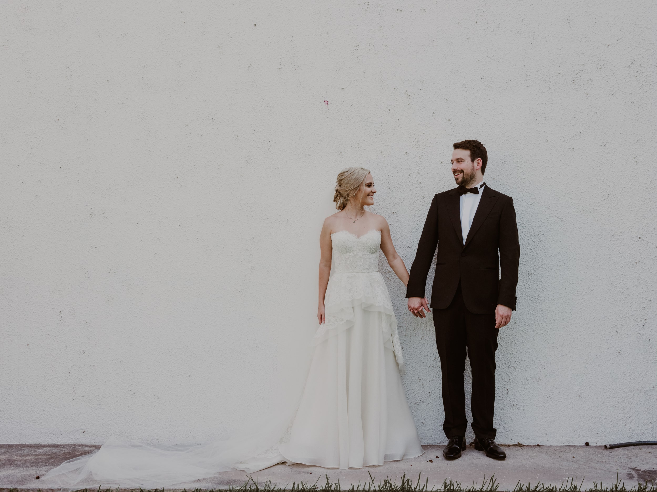 Carla & Javier's Classy, Intimate Micro-wedding During Covid-19, Photography by Daniela Villarreal for Luxury Destination Wedding network Adriana Weddings