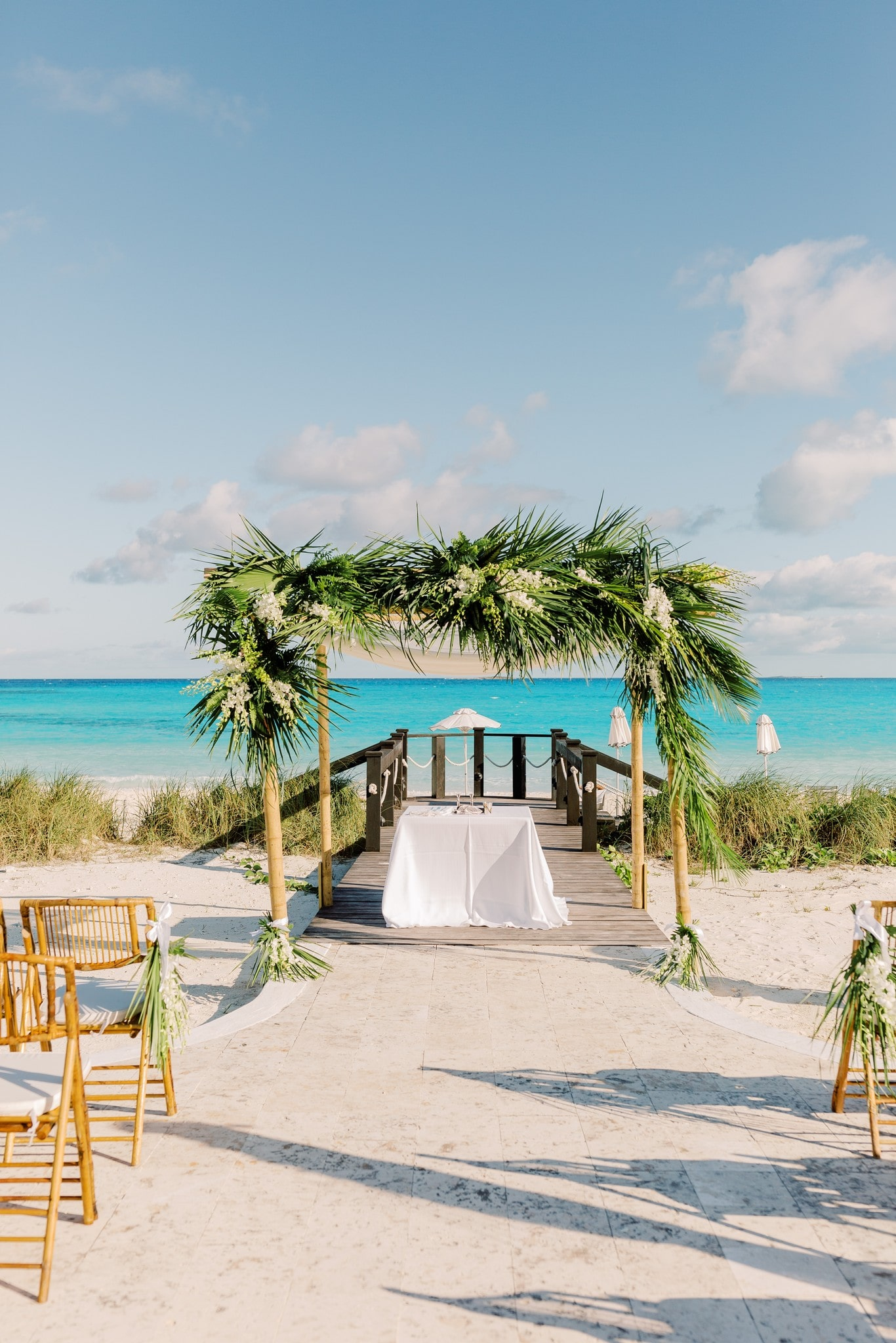 Luxury Wedding Planner Chic Bahamas Weddings for Luxury Destination Blog Adriana Weddings
