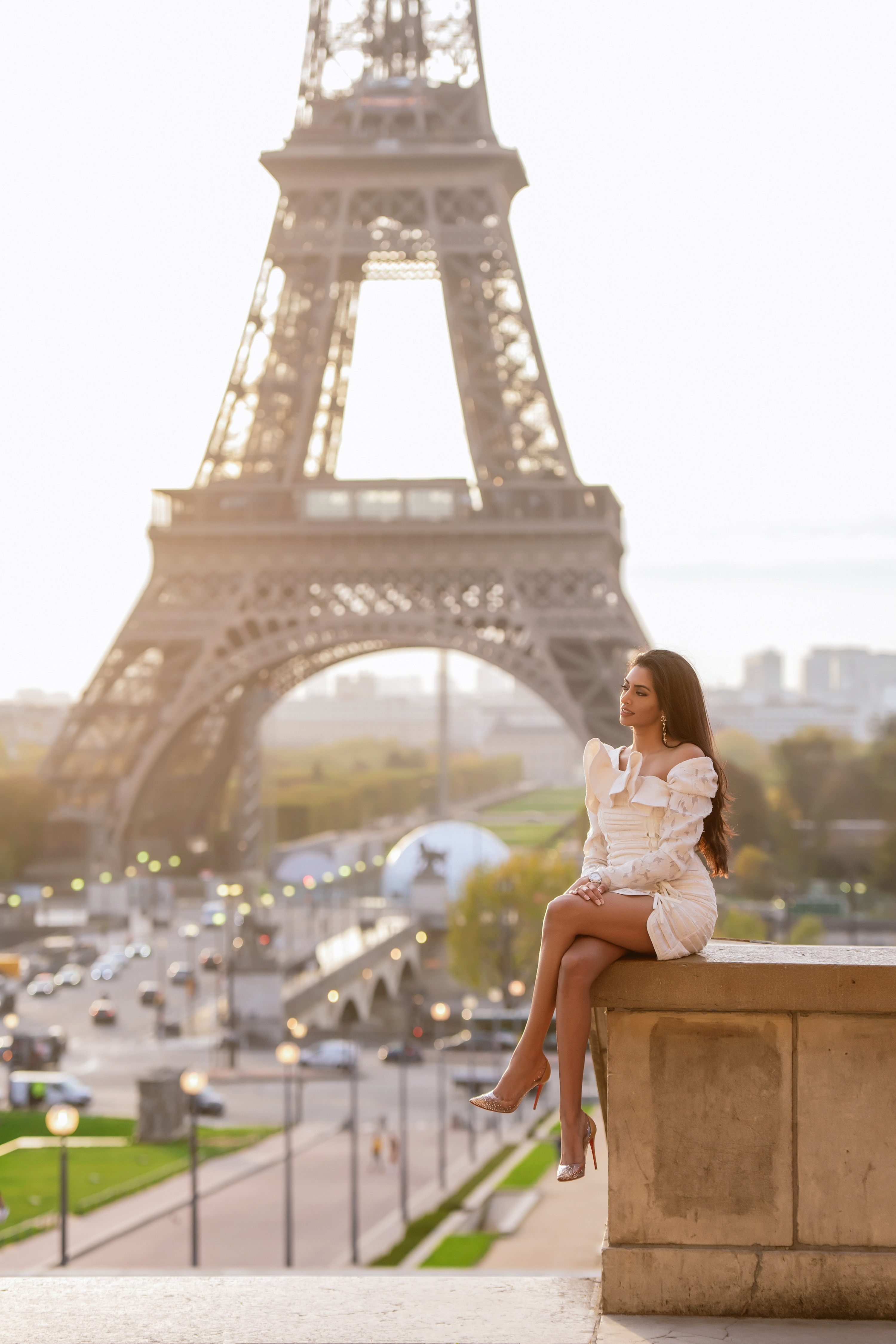 Andrea & Michael's Elegant and Luxurious Elopement in Paris, France, Photography by The Paris Photographer for Luxury Destination Wedding blog Adriana Weddings