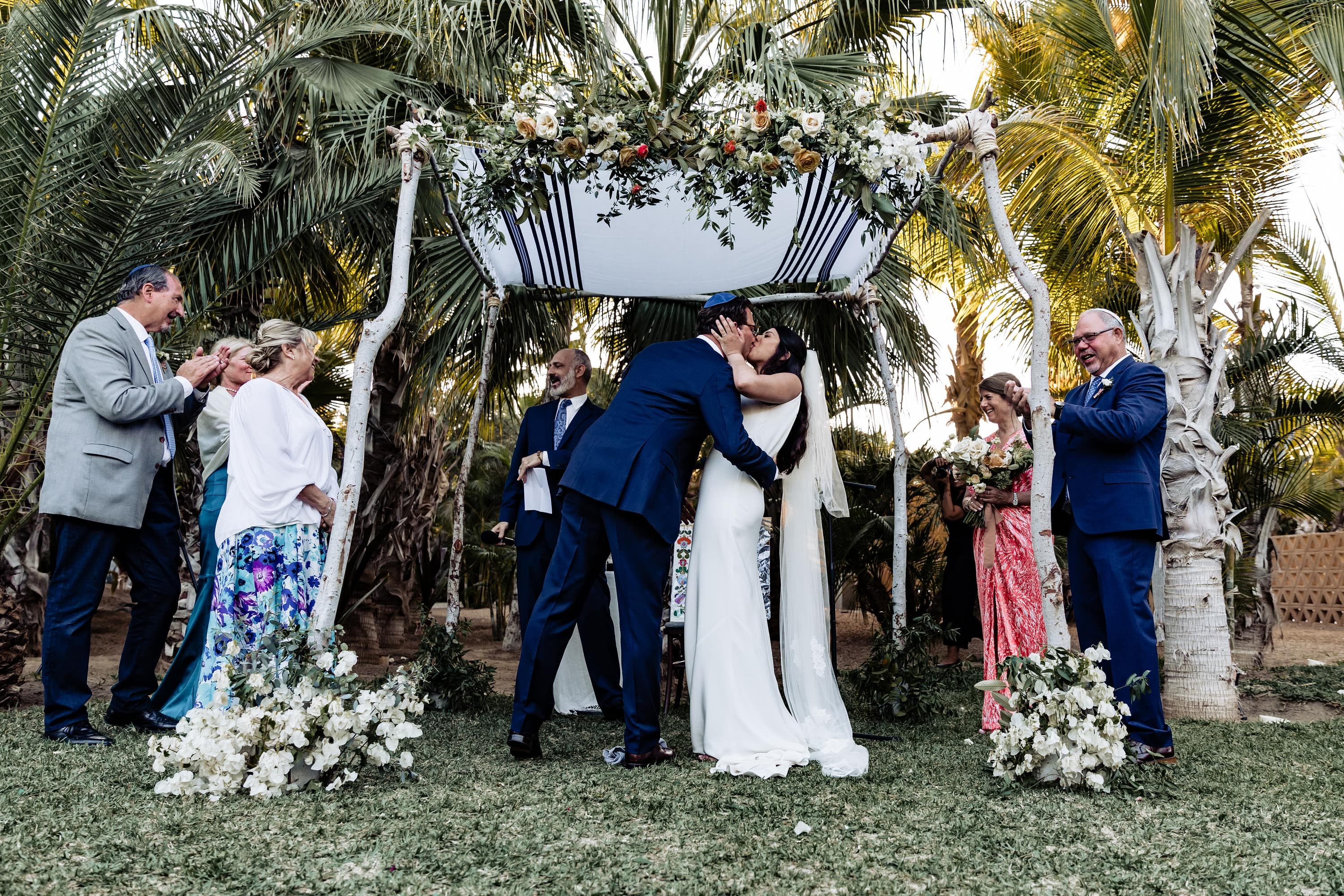 Sofi and Adam's Elegant Jewish Wedding in Los Cabos, Photography by Fabi Rosas Cabo wedding photographer for Luxury Destination Wedding network Adriana Weddings