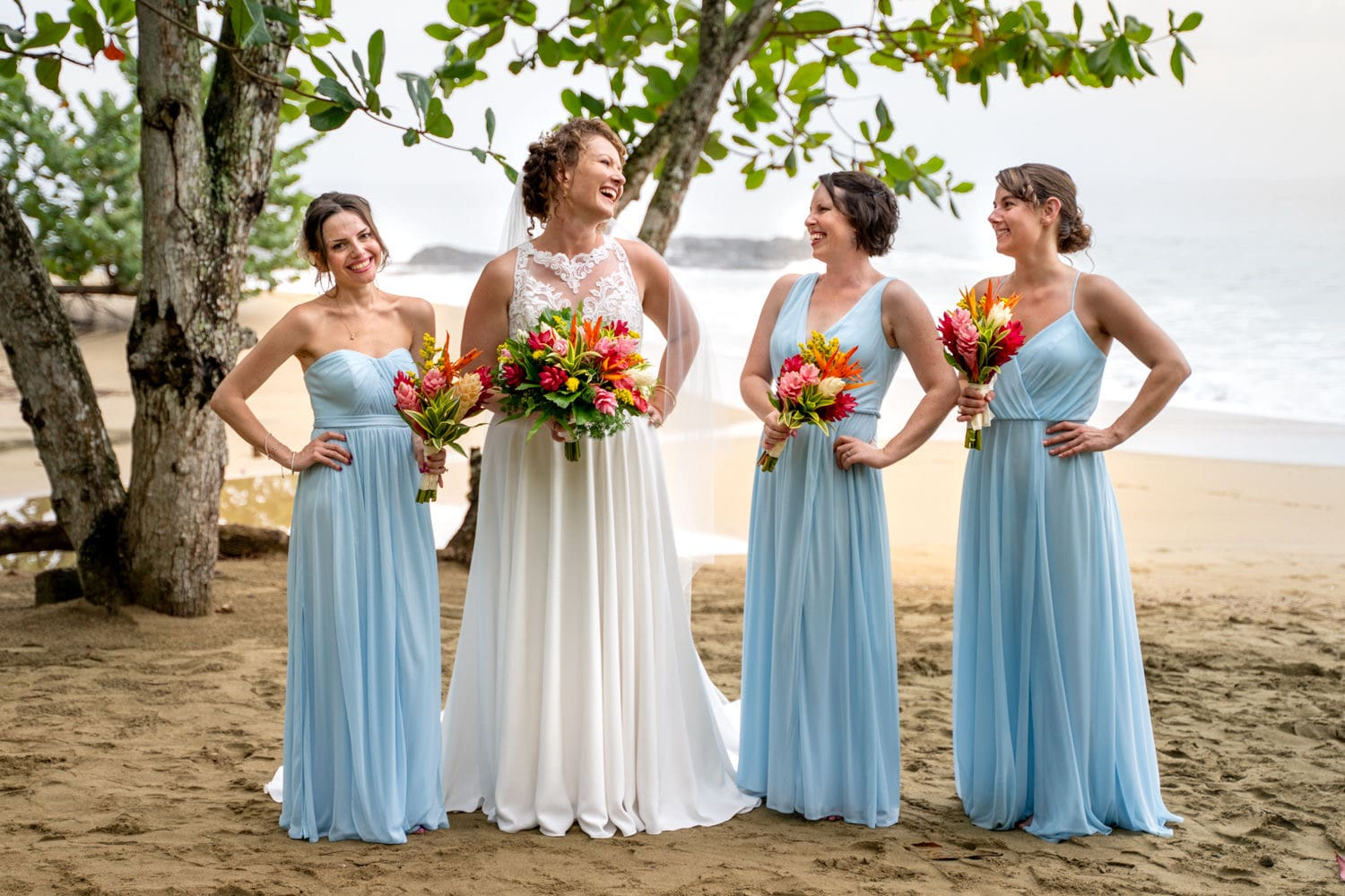 Intimate Tobago Weddings, Designed by Asha Mars for Luxury Destination Blog Adriana Weddings