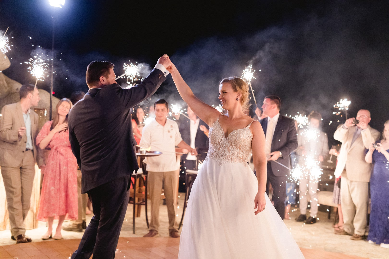 Annie & Brian's Intimate Resort Wedding in Cabo San Lucas, Photography by Sara Richardson Photography for Luxury Destination Wedding blog Adriana Weddings
