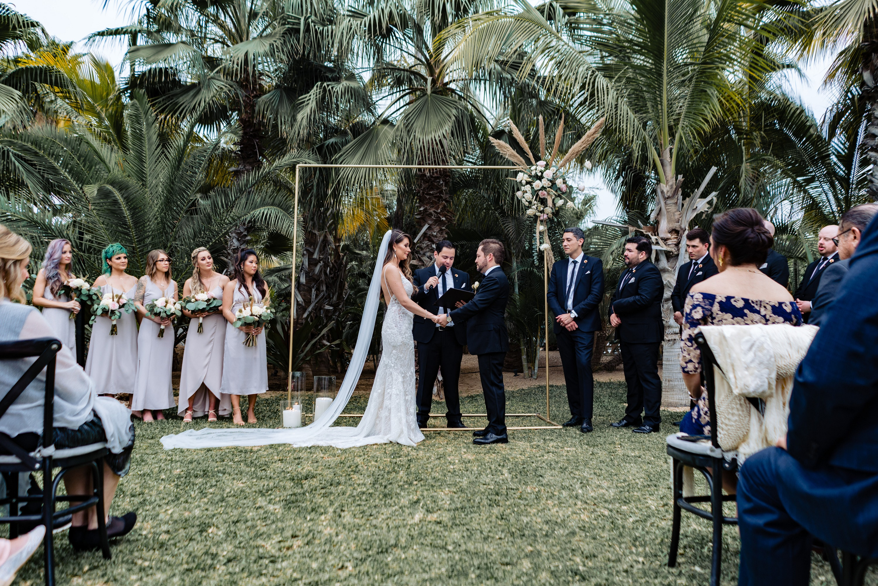 Andrea & Nino's Vibrant Destination Wedding at Los Cabos- Acre Baja, Photography by Fabi Rosas Cabo Wedding Photographer for Luxury Destination Wedding network Adriana Weddings