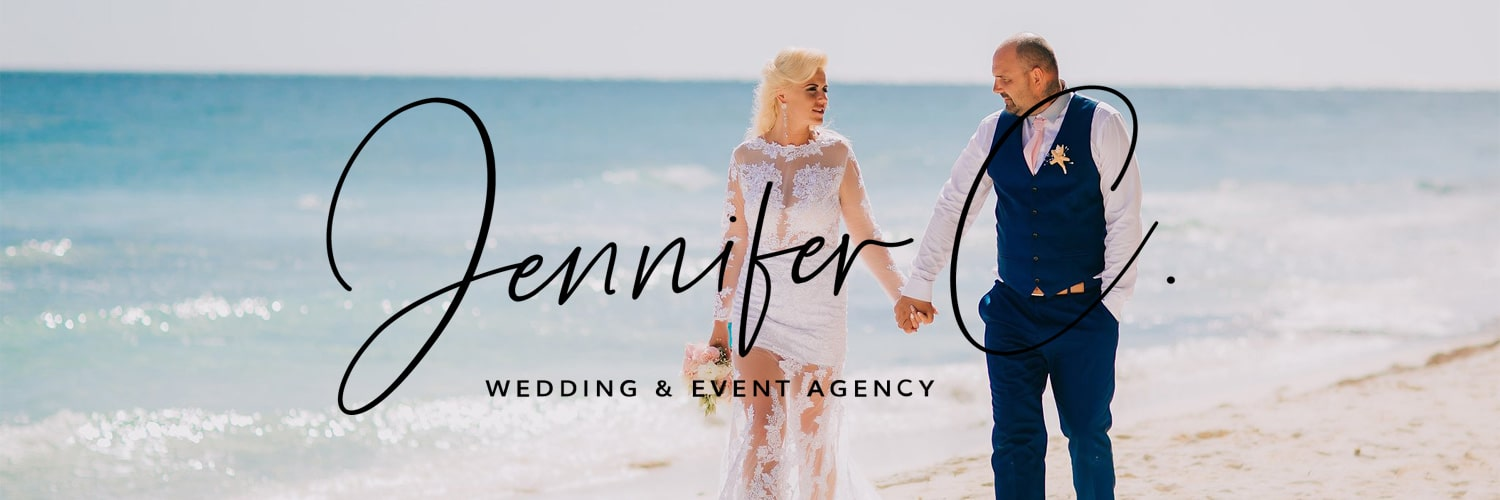 Jennifer C. Wedding & Event Agency, Destination Wedding planner in the Dominican Republic