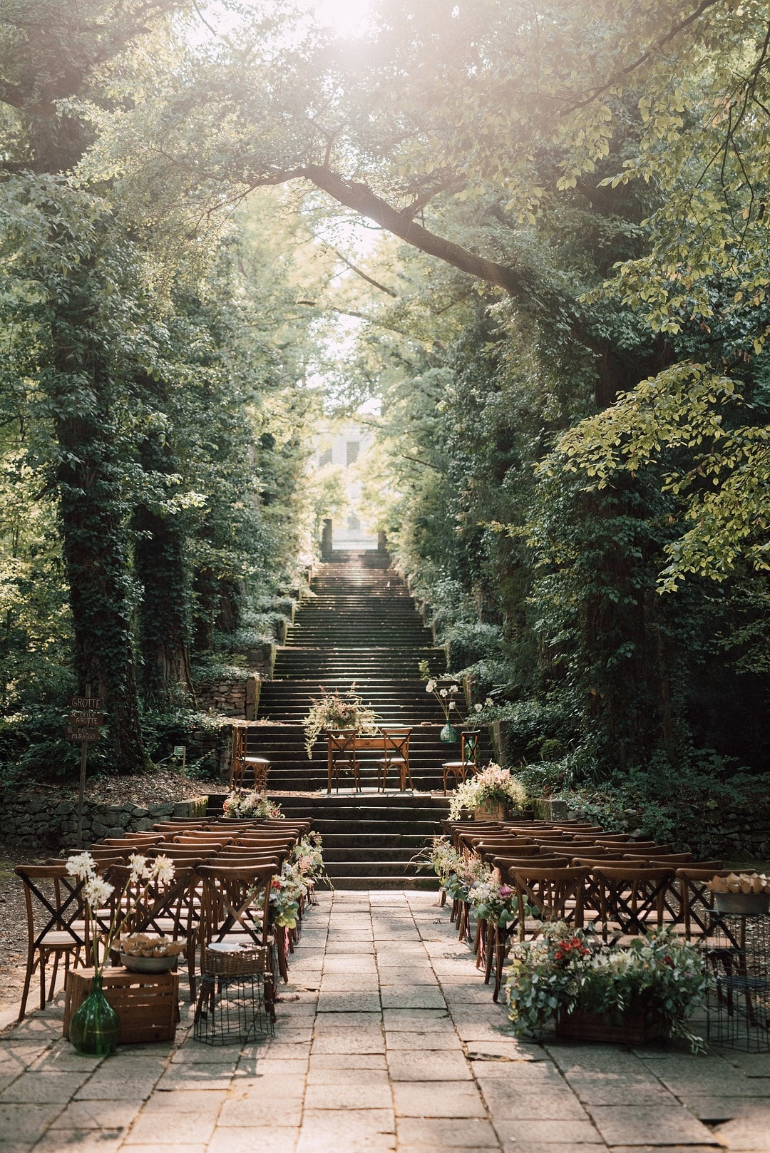 Ilaria and Andrea's Beautiful Destination Wedding at Villa Papafava Frassanelle, Photography by Serena Genovese for Luxury Destination Wedding network Adriana Weddings