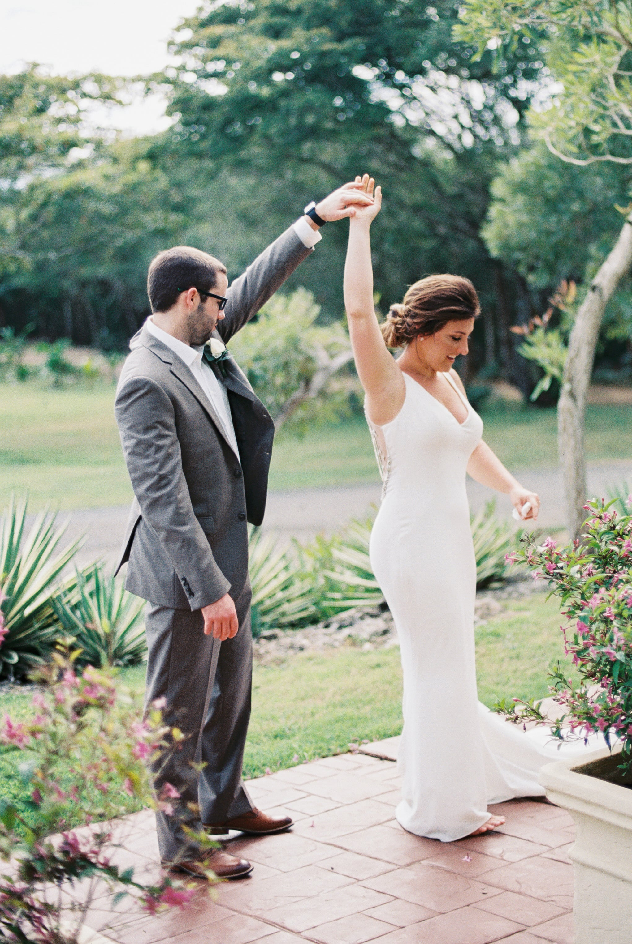 Ashley & Lance's Garden Destination Wedding in Dominican Republic, Photography by Asia Pimentel Photography for ADRIANA Magazine (Issue II)