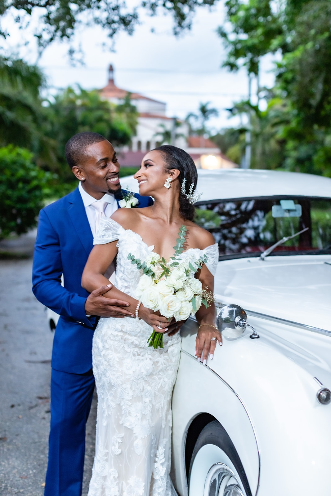 Kimberley & Brandon's Romantic Wedding at The Grove Sanctuary in Miami, Wedding Planning and Design by Designs by Nishy for Caribbean wedding blog Adriana Weddings