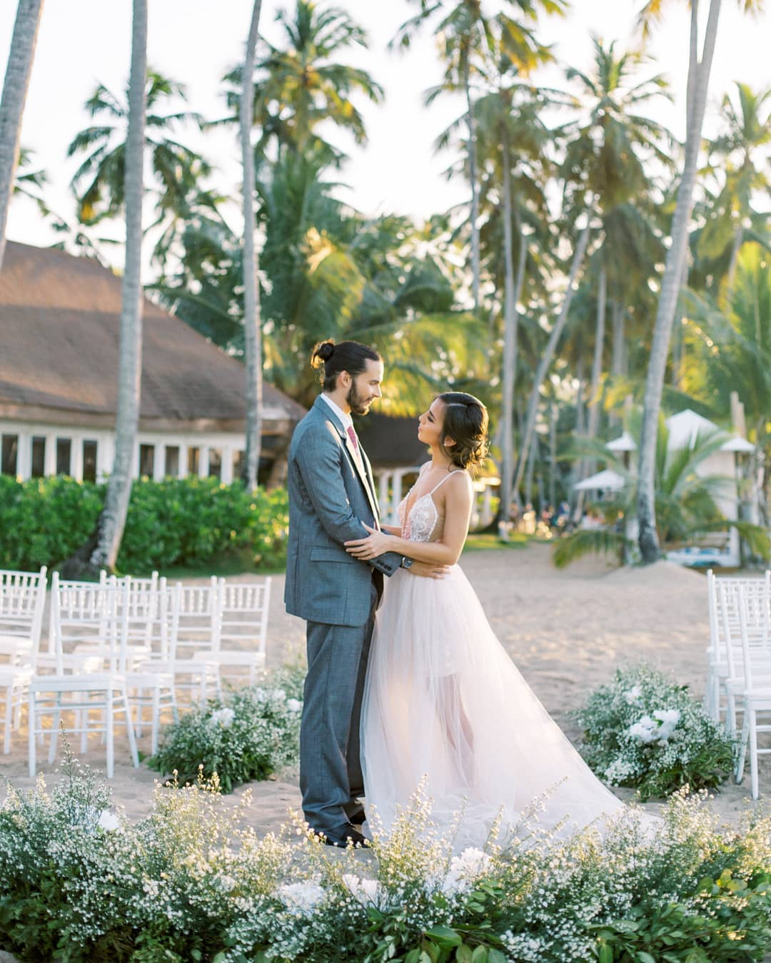 12 Photos To Inspire Your Beach Destination Wedding in the Caribbean & Mexico, Photography by NCH Studio