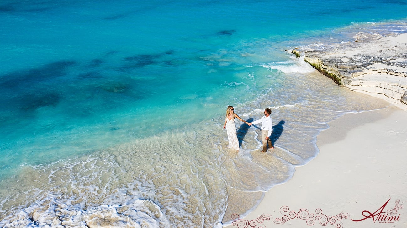 12 Photos To Inspire Your Beach Destination Wedding in the Caribbean & Mexico, Photography by Attimi Photography