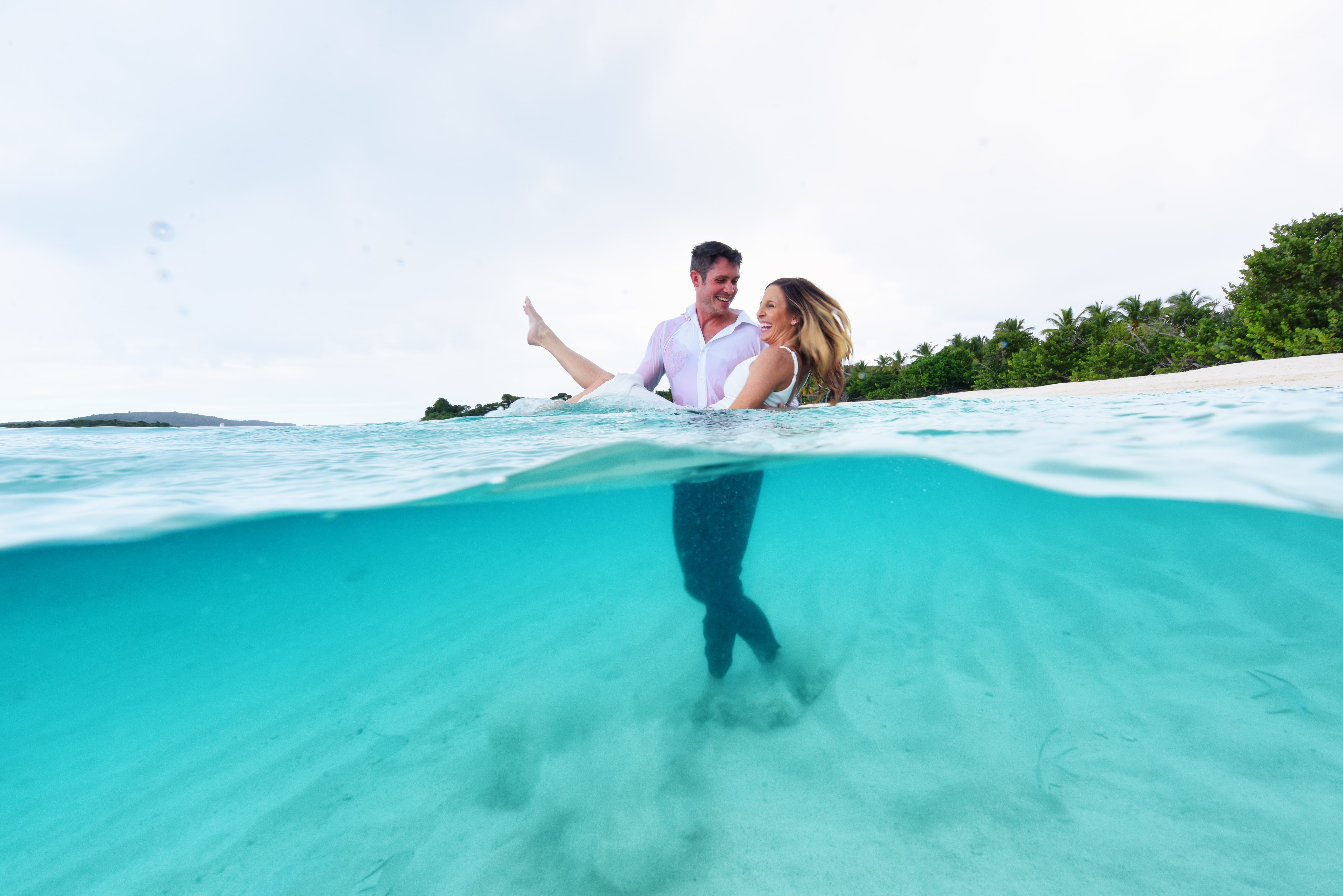 Elopement Series: Your Guide to Eloping in the U.S. Virgin Islands, Photography by Blue Glass Photography, Planning by Island Style Weddings for Luxury Caribbean wedding blog Adriana Weddings
