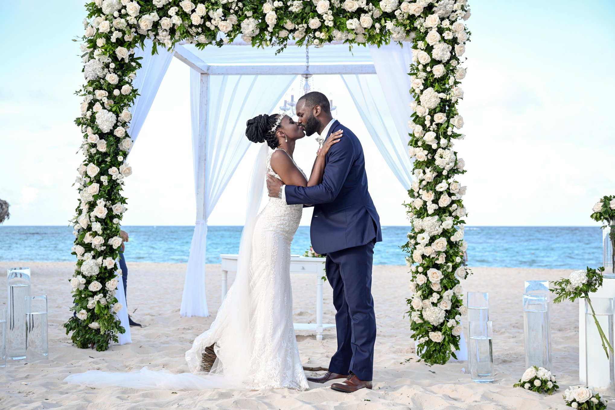 12 Photos To Inspire Your Beach Destination Wedding in the Caribbean & Mexico, Photography by Photo Cine Art